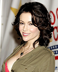 Alyssa Milano Banned Sex Tape