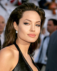 Angelina Jolie banned sex tape