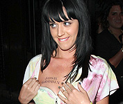 Katy Perry exposed