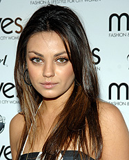 Mila Kunis banned sex tape