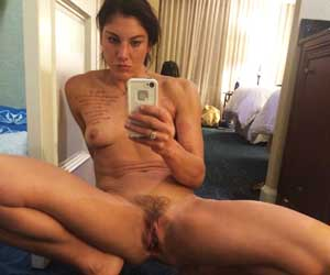 hope solo sex video